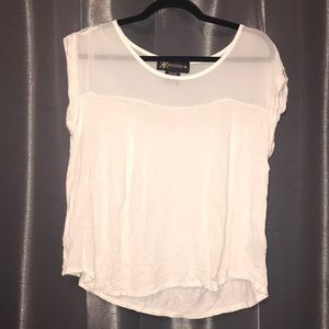 Kardashian Kollection Blouse Size Medium